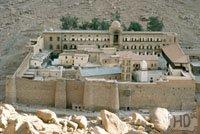 DAHAB - Klášter Sv. Kateřiny