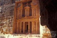 Jordánsko - výlet Petra
