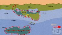 DAHAB - potápěčské lokality - Islands