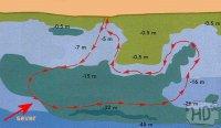DAHAB - potápěčské lokality - Little Canyon